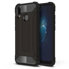 Hybrid Armor apvalks telefonam Huawei P20 Lite, melns
