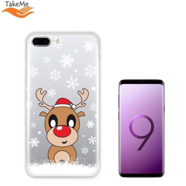TakeMe, piemērots SamsungGalaxy S9+ (G965), daudzkrāsains