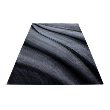 Paklājs Miami Black 6630, 160x230 cm