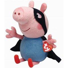 Plīša cūciņa TY Peppa Pig George, 96282 cena un informācija | Plīša cūciņa TY Peppa Pig George, 96282 | 220.lv
