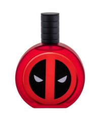 Tualetes ūdens zēniem Marvel Comics Deadpool EDT 100 ml