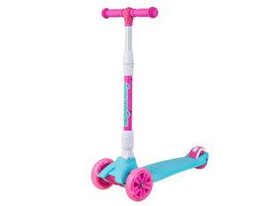 """Balansa skrejritenis ar spīdošiem riteņiem """"RoyalBaby"""", zils"""