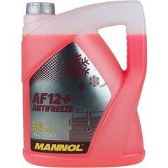 Antifrīzs Mannol AF12+ (Longlife), 5L