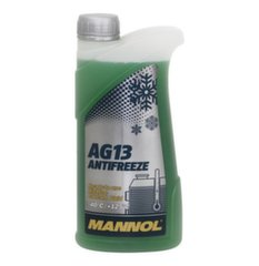 Antifrīzs Mannol AG13 (Hightec) -40°C, 1L