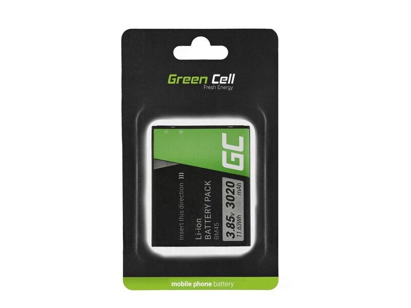 Green Cell piemērots Xaom Redm Note 2 cena
