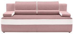 Dīvāns Juno III Lux 3DL, rozā