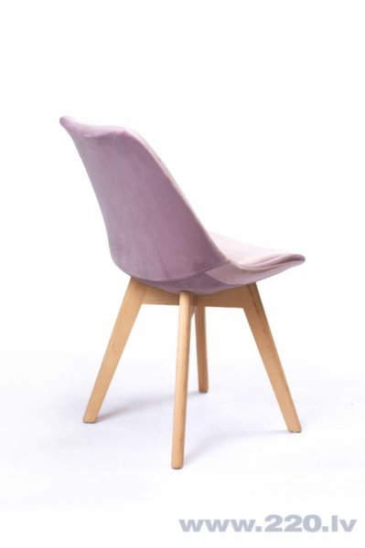 Комплект из 4-х стульев VK-03, розовый