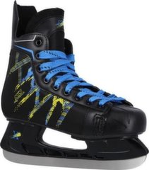 Hokeja slidas Nils Extreme NH2206S, melnas/zilas