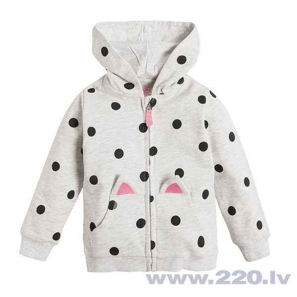 Cool Club jaka ar kapuci meitenēm, CCG1825003