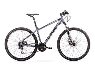 """Vīriešu kalnu velosipēds Romet Rambler R9.2 29"""" 2019, pelēks/melns"""