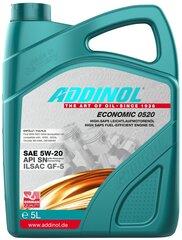 Motoreļļa Addinol Ecomonic 520 5w20 - 5L