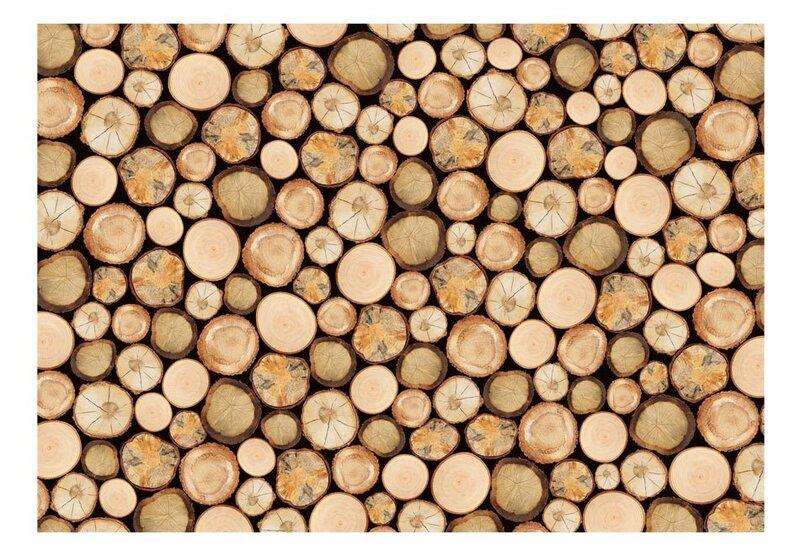 Foto tapete - In sawmill
