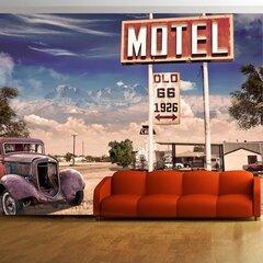 Foto tapete - Old motel cena un informācija | Fototapetes | 220.lv