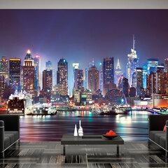 Foto tapete - Night in New York City