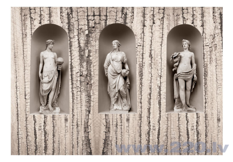 Foto tapete - In Ancient World atsauksme