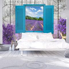 Foto tapete - Lavender Recollection cena un informācija | Fototapetes | 220.lv