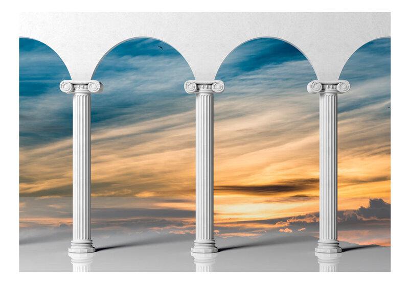 Foto tapete - Heavenly Arch atsauksme