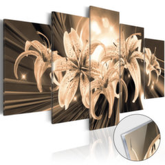Akrila apdruka - Bouquet of Memories [Glass]