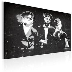 Glezna - Street Gang (Retro style) cena un informācija   Gleznas   220.lv