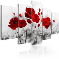 Glezna - Poppies - Red Miracle cena un informācija | Glezna - Poppies - Red Miracle | 220.lv