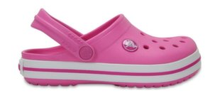 Apavi bērniem Crocs Kids' Crocband Clog, Party Pink