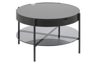 Kafijas galdiņš Tipton 75, pelēks