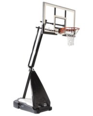 "Mobilais basketbola statīvs Spalding NBA Ultimate Hybrid 54"" Glass"