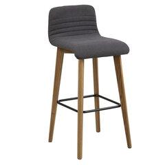 Комплект из 2-х барных стульев Arosa, цвет серый/дуб