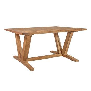 Āra galds Katalina, brūns cena un informācija | Dārza galdi | 220.lv