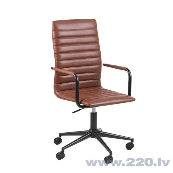 Офисный стул Winslow, коричневый