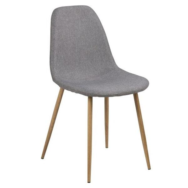 Комплект из 4-х стульев Wilma, светло-серый