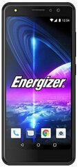 Energizer PowerMax P490, 8 GB, Dual SIM, Melns