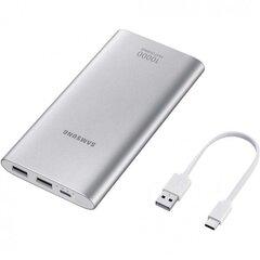 Samsung EB-P1100CSEGWW cena un informācija | Lādētāji-akumulatori (Power bank) | 220.lv