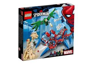 76114 LEGO® Marvel Super Heroes Spider-Man zirnekļa rāpulis