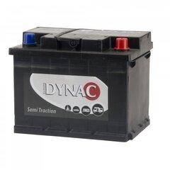 Dziļās izlādes akumulators Dynac 60AH 12V