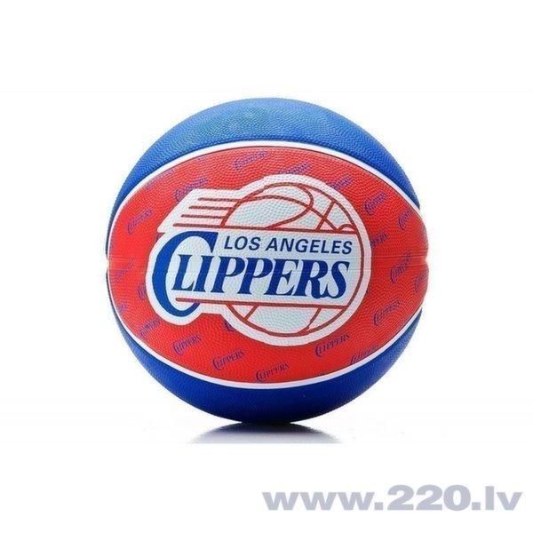 Basketbola bumba Spalding NBA Team Clippers, 7 izmērs
