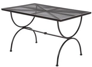 Āra galds Bolonia, melns