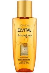 Eļļa matiem L'Oreal Paris Elvital Extraordinary 50 ml cena un informācija | Eļļa matiem L'Oreal Paris Elvital Extraordinary 50 ml | 220.lv