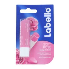 Lūpu balzams Labello Soft Rose 5.5 ml