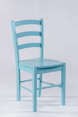 Krēsls Loreta, zils cena un informācija | Virtuves un ēdamistabas krēsli | 220.lv