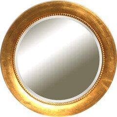 Spogulis Pomezia, 95x95 cm, zelta krāsa