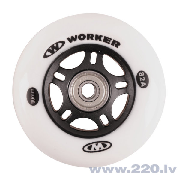 Rezerves riteņi Worker, 80 mm