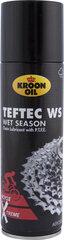 Smērviela velosipēdam aerosolā Kroon-Oil TefTec Wet season, 300ml cena un informācija | Velo instrumenti, kopšanas līdzekļi | 220.lv