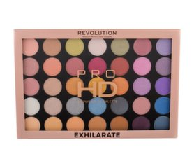 Acu ēnu palete Makeup Revolution Pro HD Amplified 30 g, Exhilarate