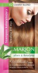Šampūns matu krāsošanai Marion 62 40 ml cena un informācija | Matu krāsas | 220.lv