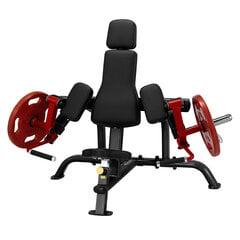 Bicepsu trenažieris inSPORTline Steelflex PlateLoad Line PLBC