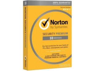 Norton Security Premium BOX PL 10