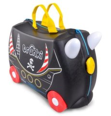 Bērnu koferis Trunki Pedro Pirat Ship
