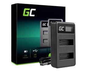 Green Cell Akumulatora lādētājs AHBBP-401 piemērots GoPro AHDBT-401, HD Hero4