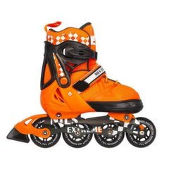 Skrituļslidas Nils Extreme NA13911 A, oranžas